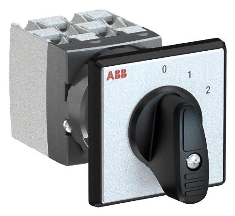 ウルル頭蓋骨帽子ABB ロータリスイッチ OC25G04PNBN00NSO22