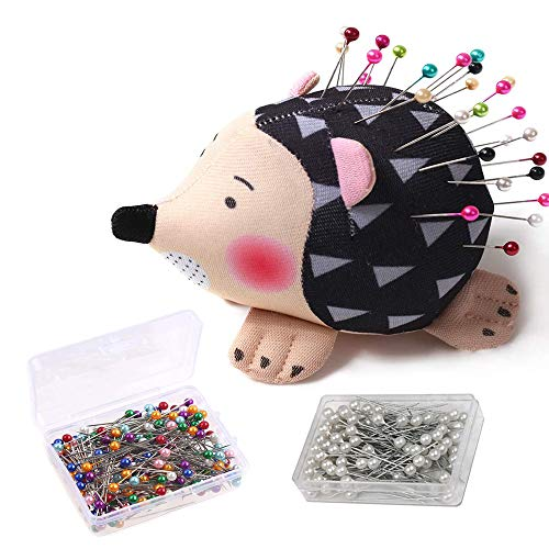 Hedgehog Pin Cushion for Sewing