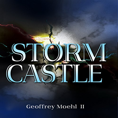 Storm Castle audiobook cover art