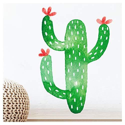 Little Deco kinderfoto's cactus I A4-21 x 29,7 cm I kinderen muurtattoo kinderkamer jongen deco babykamer jongen muursticker baby foto's muursticker bloemen DL178