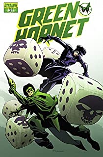 Green Hornet #31 (Green Hornet: Legacy)