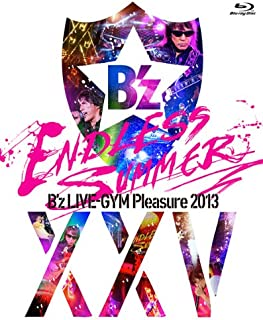 B'z LIVE-GYM Pleasure 2013 ENDLESS SUMMER-XXV BEST- [Blu-ray]