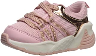 OshKosh B'Gosh Toddler and Little Girls Sympson Athletic Sneaker