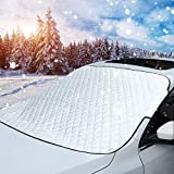 MITALOO Car Windshield Snow Cover, Ice Removal Sun Shade for...