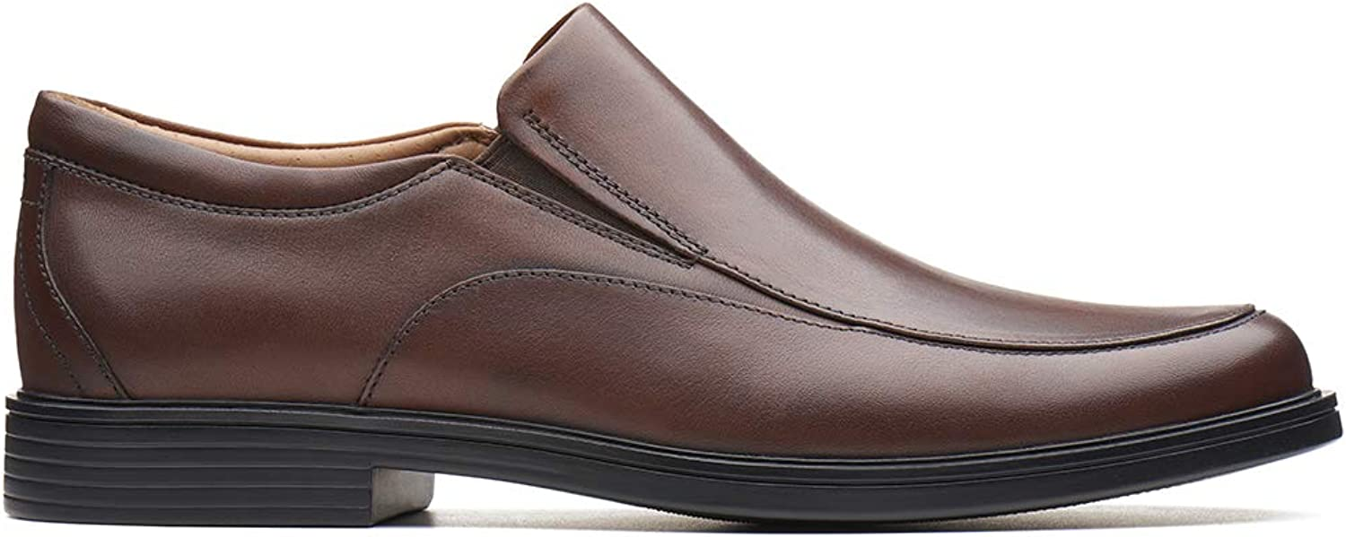 Clarks Mens Un Aldric Walk Slip-On