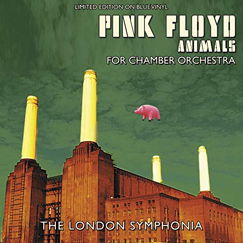 PINK FLOYD'S ANIMALS FOR CHAMBER ORCHESTRA: LIMITED EDITION ON BLUE VINYL