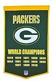Winning Streak NFL Green Bay Packers Dynasty Banner