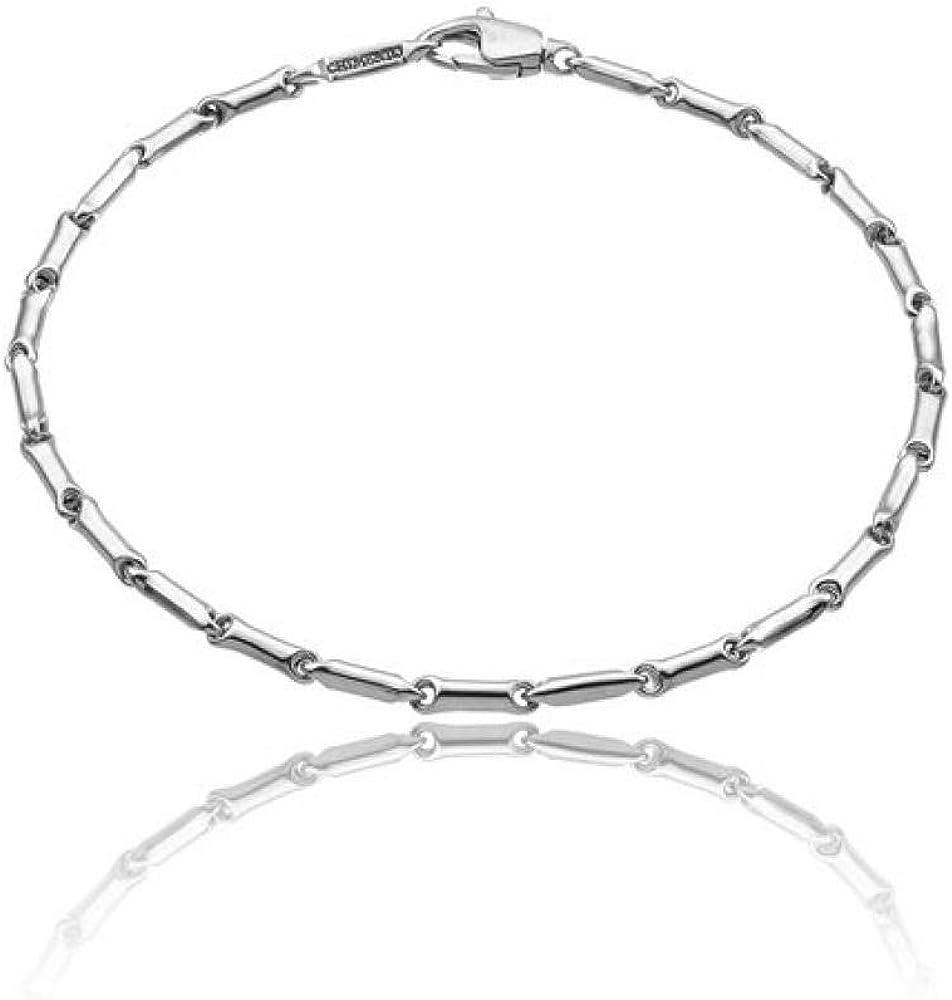 Chimento,bracciale per donna in oro bianco 18 k(2,7gr) 1B02650ZZ5180