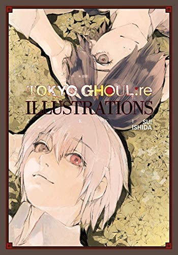 Tokyo Ghoul re Illustrations zakki product image