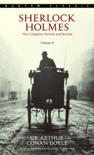 Ebook Sherlock Holmes The Complete Novels And Stories Volume Ii By Arthur Conan Doyle