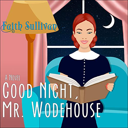 Good Night, Mr. Wodehouse Audiobook By Faith Sullivan cover art
