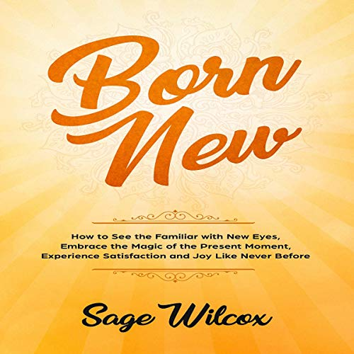 Born New audiobook cover art