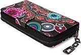 Zoom IMG-1 stylebreaker portafogli con fiori e