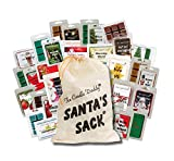 Santa's Sack - 11 Packs of Funny Scented Christmas Wax Melts in The Sack - Dirty Santa Gift