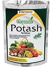 Unitedlys® Organic Potash Fertilizer for Gardening, 880 GM