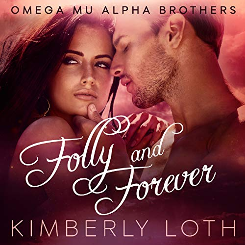 Folly and Forever audiobook cover art
