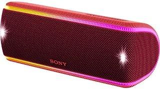 سوني سماعة بلوتوث سبيكر ، احمر ، SRS-XB31
