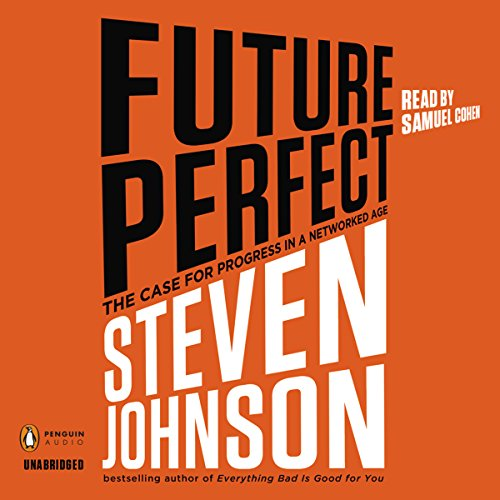 Future Perfect audiobook cover art