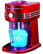 Nostalgia Slush Maker glassmaskin, röd