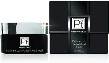 Platinum Lux Phantom Mud Mask Platinum Delux