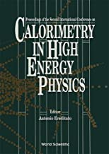 Calorimetry in High Energy Physics - Proceedings of the 2nd International Conference