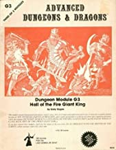 Hall of the Fire Giant King (Advanced Dungeons & Dragons Module G3)