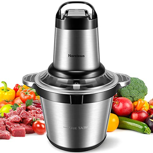 Narcissus Electric Meat Grinder, 14 Cup 3.5L Large...