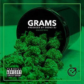 Grams (feat. O'cee, ImikeTaze & Cyril)