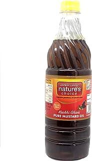 Natures Choice Mustard Oil 500 ml Bottle