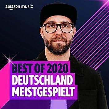 Best of 2020: Deutschland Meistgespielt