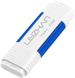 ذاكرة فلاش USB C من leizhan 64GB USB 3. 0 Micro Pendrive لهواتف Android Phone Samsung Galaxy, HTC, Google Pixel XL,Motorol...