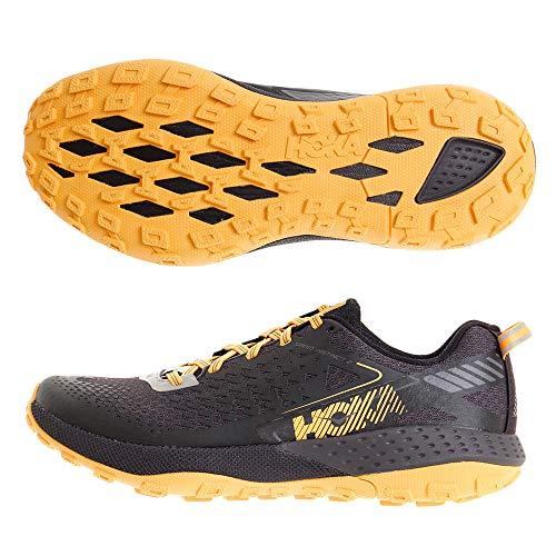 Hoka One One Speed Instinct 2 Nero e Arancione Scarpe da Trail