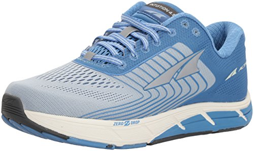 ALTRA Women's Intuition 4.5 Sneaker, Pink, 6.5 Regular US