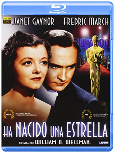 Ha Nacido Una Estrella (A Star Is Born) (1937) [Blu-ray] [Spanien Import]