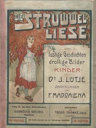 Der Struwwelpeter 1846 Original-Scan (German Edition)