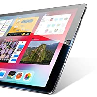 iPad 10.2 フィルム 2019 第七世代 強化ガラス液晶 保護フィルム 最大硬度9H/高透過率/3D Touch対応/貼り付け簡単/指紋防止 飛散防止処理 強化ガラス フィルム iPad 10.2 インチ 専用 (透明)