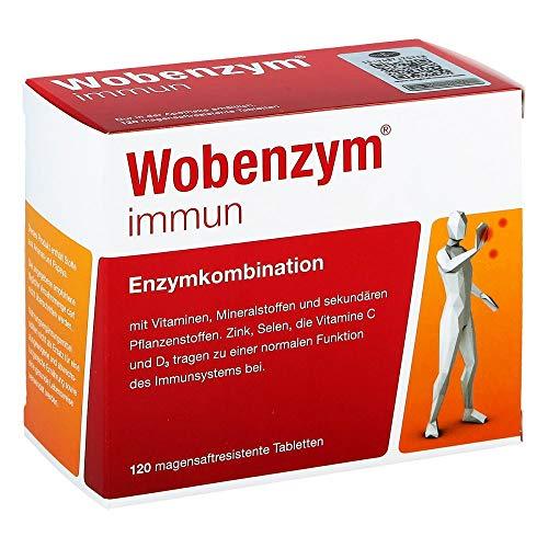 Wobenzym immun Tabletten, 120 St. Tabletten