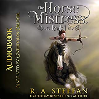 The Horse Mistress, Book 1 cover art