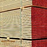 Tavola / Listone tavolone legno abete 250 x 38 x 2000 mm ( 2 pz.)