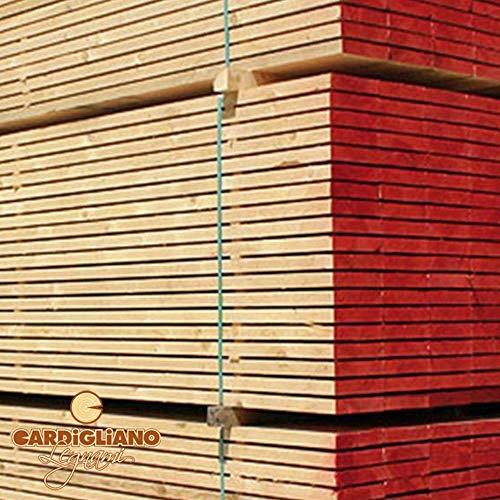 Tavola / Listone tavolone legno abete 245 x 48 x 2000 mm