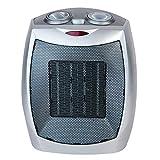 Chauffage soufflant céramique, radiateur et ventilateur de 750w/1500w réglable, avec Protection contre la surchauffe et anti-chute