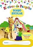 Libro-Agenda/Diario de Clase. El circo de Pampito. 1º Ciclo Educación Infantil - 9788498778960