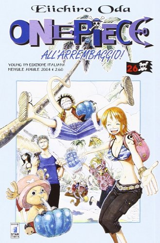 One piece (Vol. 26) (Young)