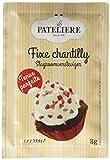 LA PATELIERE Fixe Chantilly 3 Sachets 24 g - Lot de 2