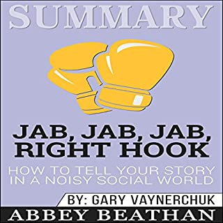 Summary: Jab, Jab, Jab, Right Hook audiobook cover art