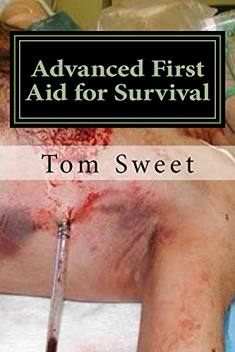 Advanced First Aid for Survival: When the Sh*t Hits the Fan YOU are the Doctor (English Edition)