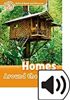 Oxford Read and Discover: Level 5: Homes Around the World Audio Pack
