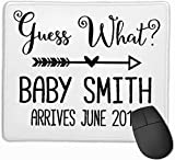 Ratet mal, was Baby Smith Custom Gaming Mouse Pad, Persönlichkeit Designs Gaming Mousepad