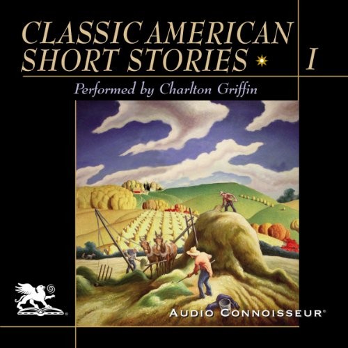 Classic American Short Stories, Volume 1 audiobook cover art