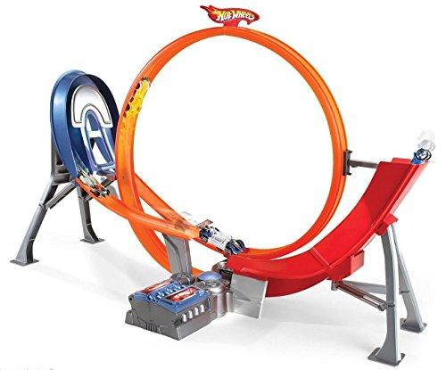 Mattel Hot Wheels Super Loop Raceway Playset Enfants véhicule